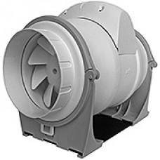 Potrubní ventilátor radiální AXM125 plast pr. 125mm