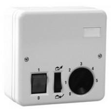 Regulátor otáček napěťový RVS/R 0,5A 230V