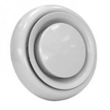 Plastový talířový ventil pro přívod vzduchu pr.160mm
