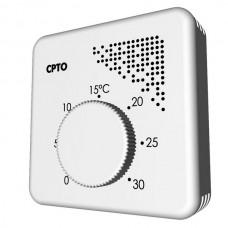 Prostorové teplotní čidlo s ovladačem teploty CPTO