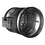 Elektrický ohřívač kruhový s regulací EOKO 200mm 7,5kW 400V
