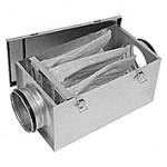 Filtrbox kapsový FLF-A třídy filtrace F7 průměr 160 mm