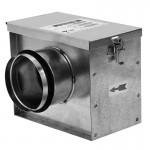 Filtrbox deskový FLK-K průměr napojení 150mm odolnost 150°C