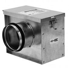 Filtrbox deskový FLK-B vložka třídy filtrace G4 průměr 355 mm