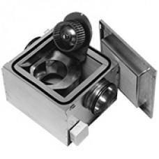 Radiální hlukově izolovaný ventilátor IRE 230V průměr 160mm