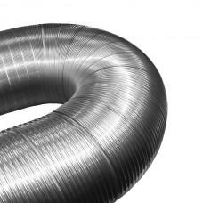 Ohebná připojovací hadice délky 0,5m, materiál nerez