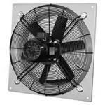 Nástěnný axiální ventilátor QC25 400V průměr 250 mm