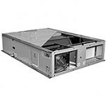 Rekuperační jednotka HRH-15, vertikální, 1300 m³/h, elektrický předehřev, EC motory, filtr F7/M5