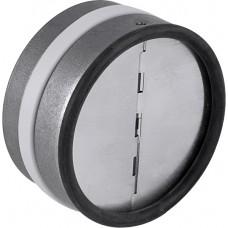 Kruhová těsná zpětná klapka RSKT průměr 150 mm