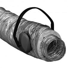 Tepelně a hlukově izolovaná hadice DS160 průměr 160mm x 10m