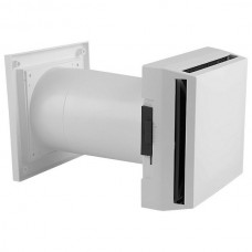 Větrací stěnový set TL98 P s filtrem a regulací