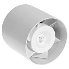 Potrubní axiální ventilátor TUBO 100 plast