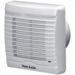 Nástěnný ventilátor se žaluzií VA100 XT časový doběh 3 - 20min