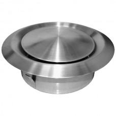 Univerzální talířový ventil DVI125/nerez