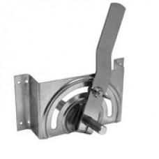 Plastové ovládání klapek DAM pro klapky od průměru 160mm nebo rozměru 200x200mm