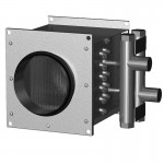 Vodní ohřívač VOK průměr 250 mm